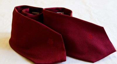 Cravatta seta - 7 pieghe