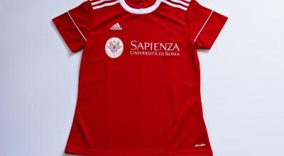 T-Shirt tecnica donna ADIDAS - rosso