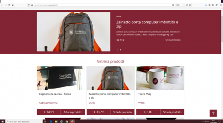 Acquistare on-line ad Agosto